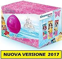 Pasqua è un appuntamento ancora più divertente con il Sorpresovo Disney Princess di Hasbro. Il tradizionale uovo di Pasqua diventa un divertente contenitore ricco di sorprese proprio per tutte le bambine che vogliono entrare nel mondo delle P...