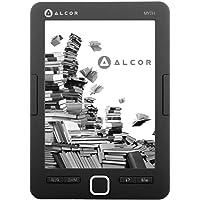 Alcor Myth 5999561502632 - Lettore e-book da 4 GB, colore: Nero