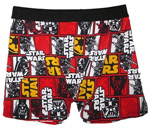 Star Wars Herren 1 Packung Boxershorts Trunks Größe S-XL Mehrfarbig