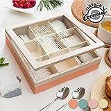 Caja de Té Colors Vintage Coconut