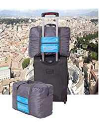 Toku Travel Foldable Lightweight Big Carry On Luggage Bag/Shopping Bag/Grocery Shopping Bag/Travel Shopping Bag...