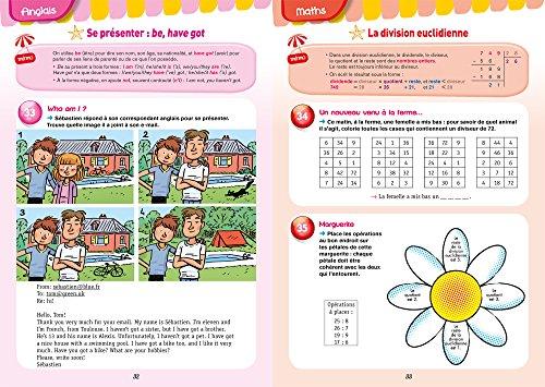 Cahier de vacances Mes jeux de vacances 6e vers la 5e- 2019: pour réviser en s amusant