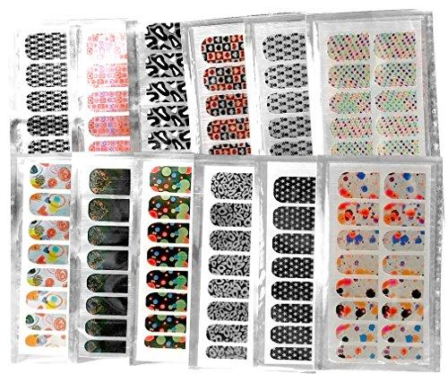 12-packs-nail-art-feuilles-autocollants-stickers-nail-art-decoration-nail-wraps-patch-manucure