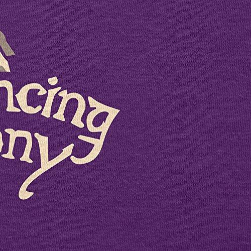TEXLAB - The Prancing Pony - Herren T-Shirt Violett