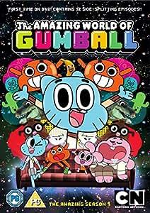 The Amazing World of Gumball - Season 1 Vol. 1 [Standard Edition] [Import anglais]