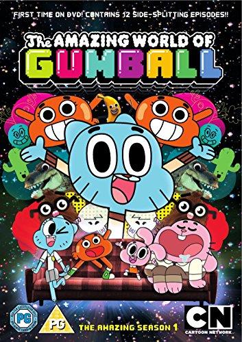 The Amazing World of Gumball - Season 1 Vol  1  DVD   2014