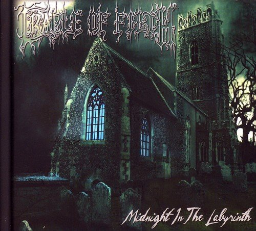 Midnight in the Labyrinth (Ltd.) (Doppel-cradle)