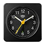 Best Braun Alarm Clocks - Braun Travel Alarm Clock BNC019BK, Black Review