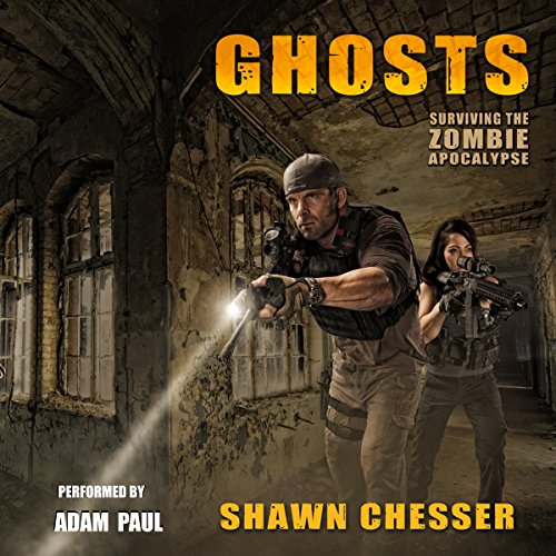 Ghosts: Surviving the Zombie Apocalypse, Book 8