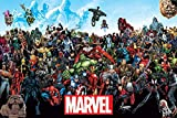 "Marvel ""Universe"" Maxi Poster, Multi-Colour"