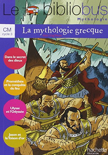 La mythologie grecque CM cycle 3
