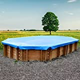 SunBay Winterplane 5,85 x 4,10 m für Octagon Pool