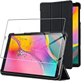 ebestStar - Cover Compatibile con Samsung Galaxy Tab A 10.1 2019 T515 Custodia Protezione Slim Smart Case Pelle PU Sottile Fu