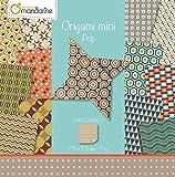 Décopatch - 42688O - Avenue Mandarine - Origami Mini - Pop
