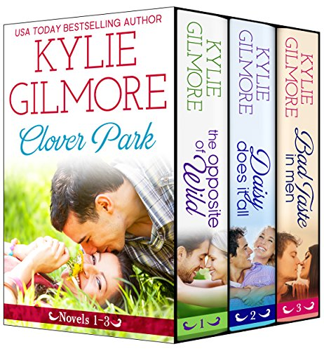 Clover Park Boxed Set Books 1-3 (English Edition)