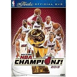NBA Champions: 2012-2013 - Miami Heat [DVD] [Reino Unido]