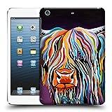 Head Case Designs Offizielle Steven Brown Huey Mccoo Hochland Kuh Sammlung 1 Ruckseite Hülle für Apple iPad Mini 1/2 / 3