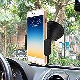 Best Iphone6 Plus Car Mounts - Universal Windshield Car Mount, Asscom Windshield Dashboard Car Review