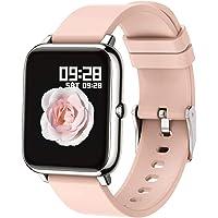 Popglory Smartwatch Smartwatch Cadiofrequency Monitor Sleep Monitor…