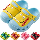Zuecos para Niñas Niños Zapatillas de Jardín Antideslizante Respirable Sandalias de Playa Piscina Unisex Niño