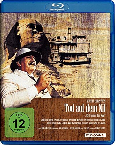 Bild von Tod auf dem Nil - Agatha Christie [Blu-ray]