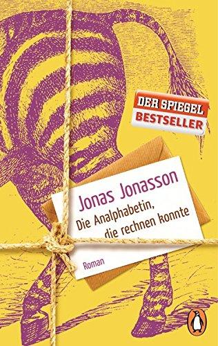 Buchcover Die Analphabetin, die rechnen konnte: Roman