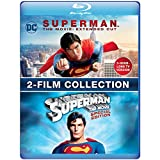 Superman (Extended Cut and Special Edition 2-Film Collection) [Blu-ray] [Import italien]