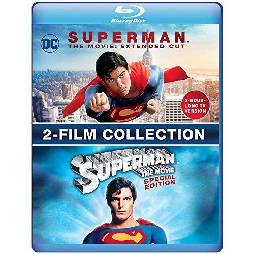 Superman: The Movie [USA] [Blu-ray]