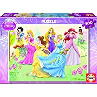 Educa Borrás 15297-200 Princesas Disney
