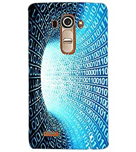 LG G4 TUNNEL Back Cover by PRINTSWAG