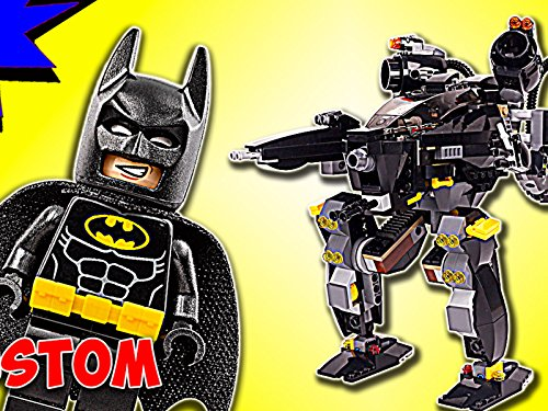Clip: Mech Bot Rebrick (Lego 76029)