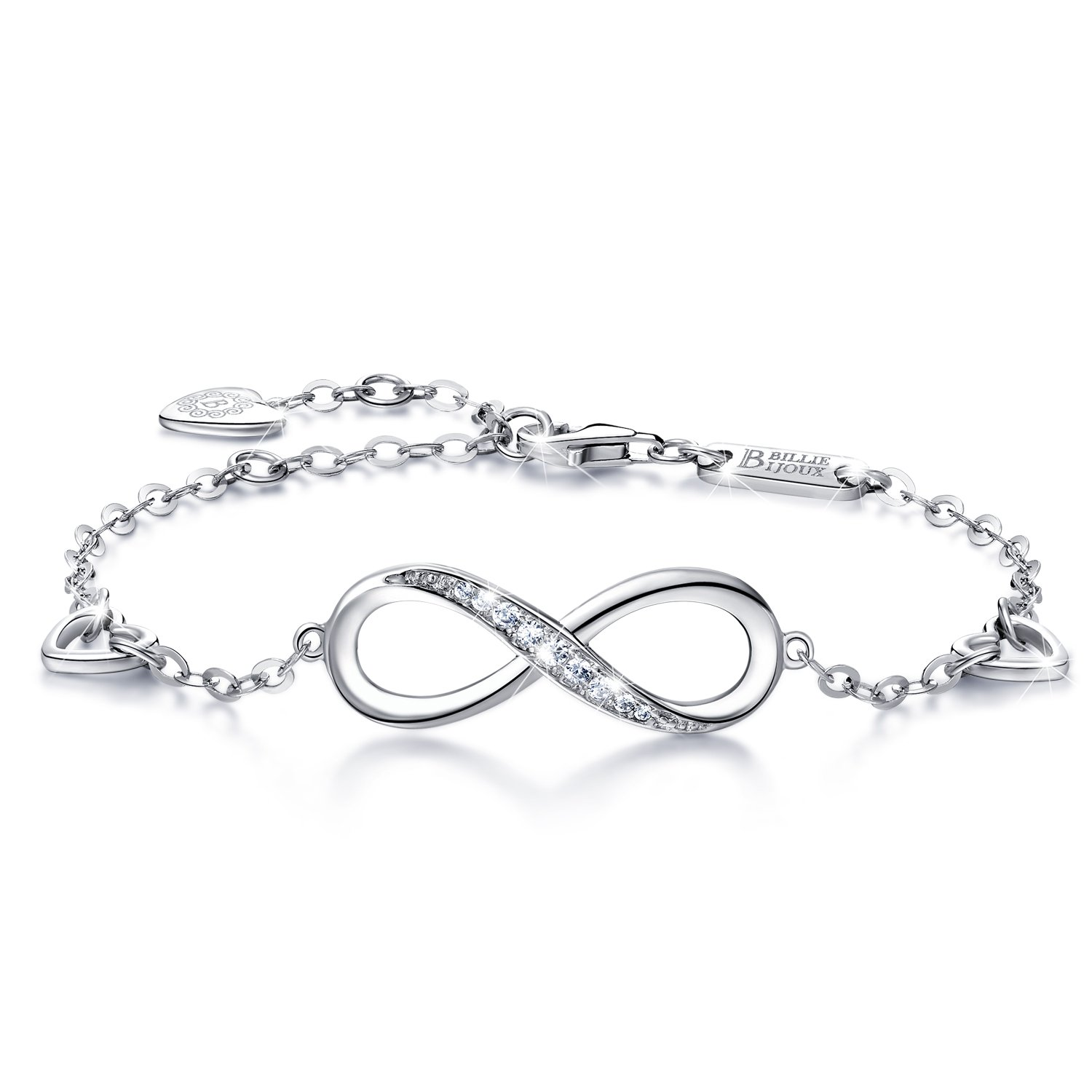 width weight sterling p bangle silver infinity grams mm bracelet length