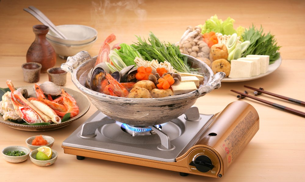 Iwatani cassette Fu master Slim CB-AS-1 – 74mm height stove / type mortar] (japan import)