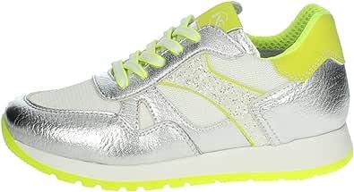 Nero Giardini E031410F Sneakers Teens da Ragazza in Tela