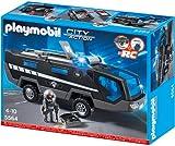 PLAYMOBIL 5564 - SEK-Einsatztruck mit Licht und Sound -