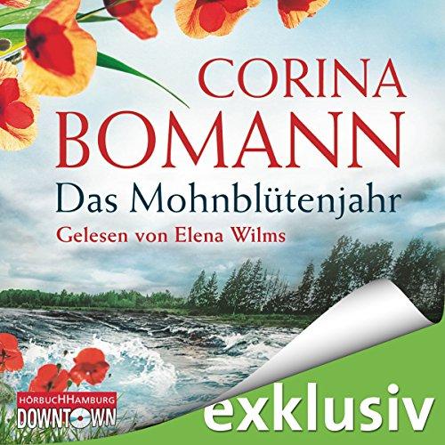 Buchseite und Rezensionen zu 'Das Mohnblütenjahr' von Corina Bomann