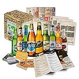 Biere der Welt - Bier Probier Paket - Weihnachtsgeschenkidee für Freund, Weihnachtsgeschenk für Freund oder ausgefallene Geschenke (9 besondere Biere)