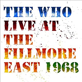 Live at The Fillmore East: Saturday April 6, 1968 [VINYL]