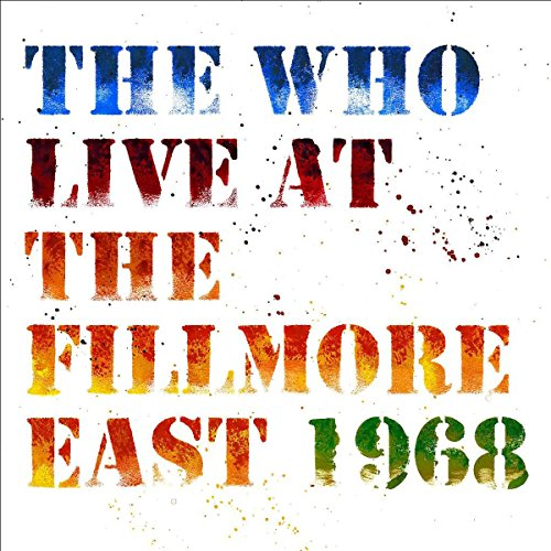 Live at the Fillmore (Ltd. 50th Anniversary Edt.) [Vinyl LP]