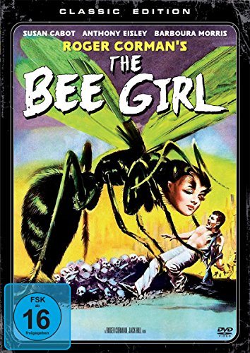 The Bee Girl Bee Girl