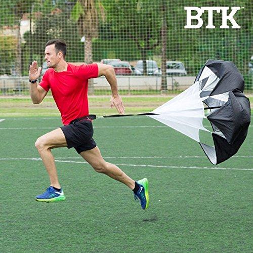 Parachute d'entraînement pour sportif