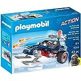 Playmobil - Racer con Pirata del Hielo (9058)