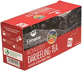 Goodricke Roasted Darjeeling Tea Bags-50 Tea bags
