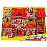Fisher Price Imaginext Samurai Castle by Imaginext