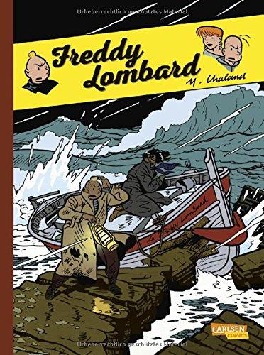 Freddy Lombard Gesamtausgabe