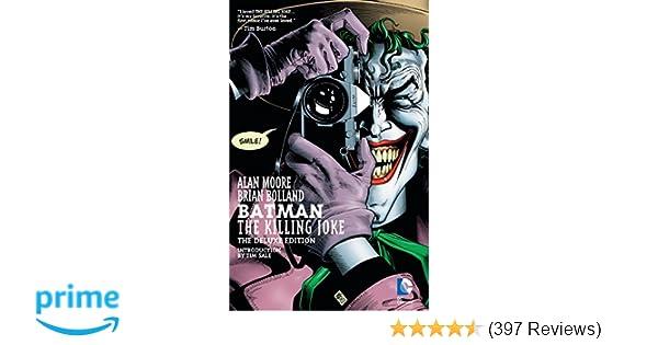 Batman The Killing Joke Special Ed HC: Amazon co uk: Alan Moore
