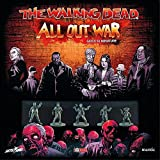 MS EDIZIONI - THE WALKING DEAD : ALL OUT WAR Gioco da Tavolo Italiano