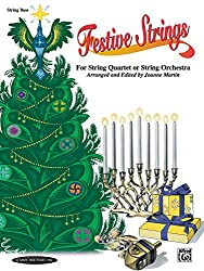 Festive Strings for String Quartet or String Orchestra: 0
