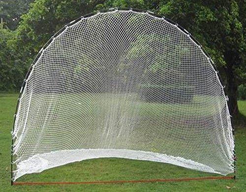 The Range–Grand abschlag Adaptateur 275x 210x 210cm–Avec Tente Crochets–Golf Filet/Range/driving Range/übungsnetz