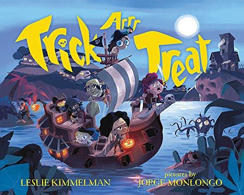 Trick Arrr Treat: A Pirate Halloween